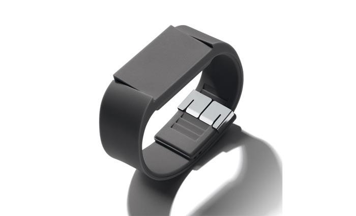 Montre design Mutewatch