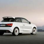 Nouvelle Audi A1 Quattro
