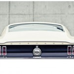 Photo Mustang Fastback