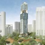 Projet Scotts Tower