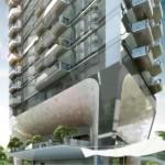 Projet Scotts Tower a Singapour