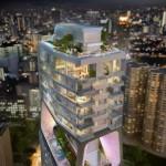 Projet Scotts Tower par UNstudio