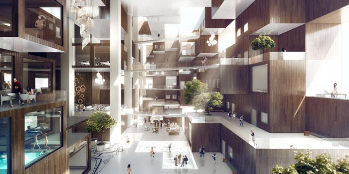 Projet The Cloud Building