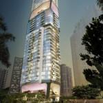 Projet design Scotts Tower