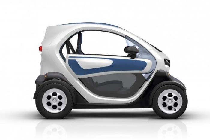Renault Twizi chez Colette
