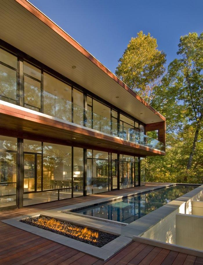 Residence design-Piscine