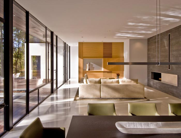 Residence design-Salon