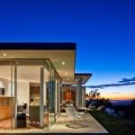 Residence design californienne Terrasse