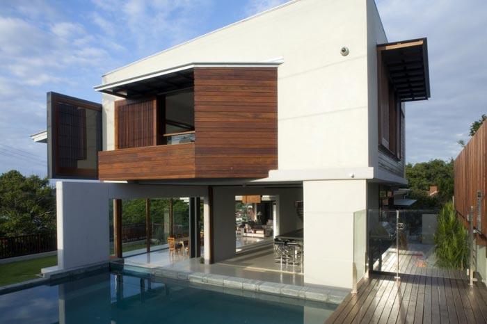 Residence design par Bureau Proberts