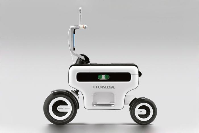 Scooter electrique Honda
