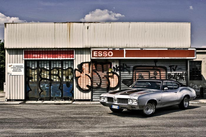 Serie de photos Automotive by Cesare De Giglio