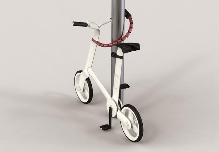 Spine City Bike