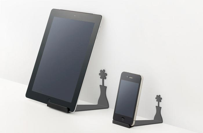 Support design pour iPad Shadowstand
