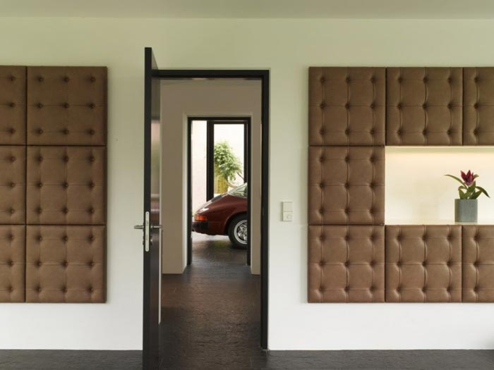 TBONE House-Acces garage