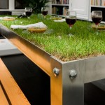 Table Herbe PicNYC