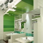Agencement de restaurant design