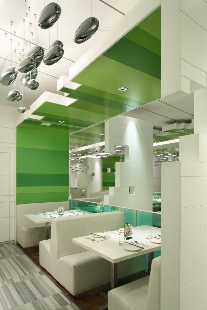Agencement de restaurant design