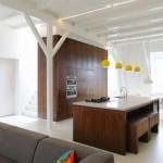 Appartement design-Piece a vivre