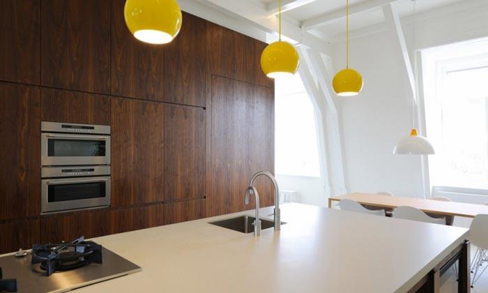 Appartement design-Plan de travail