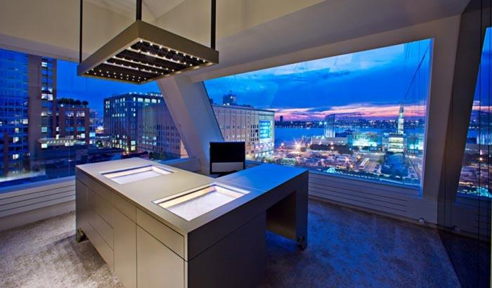 Appartement new yorkais design