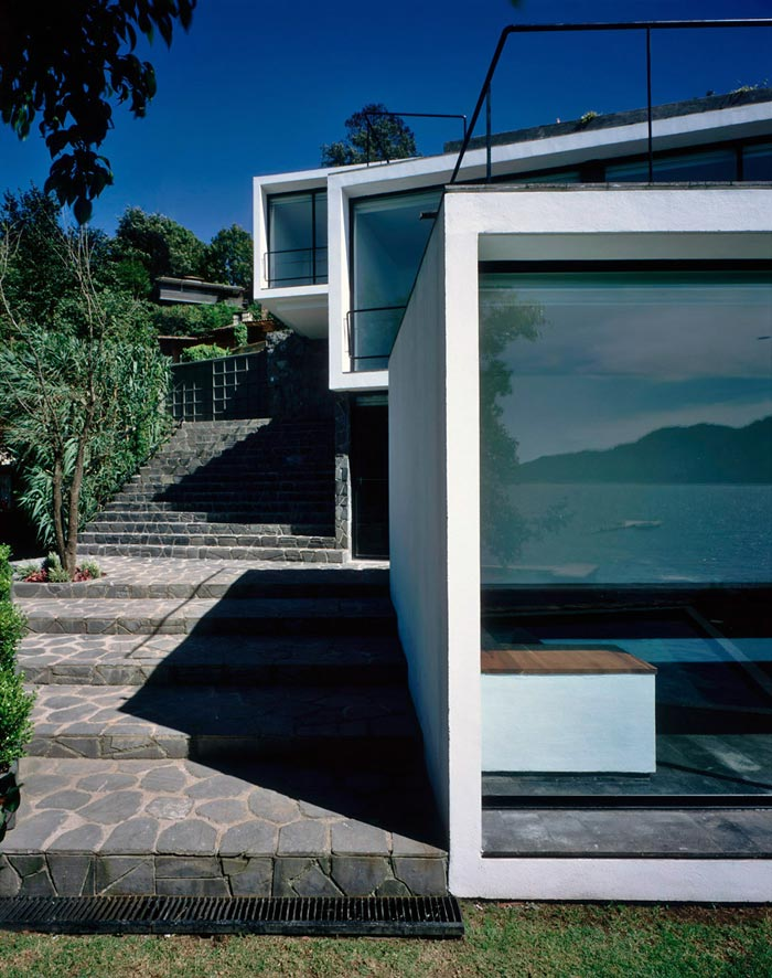 Architecture Maison design pres de Mexico