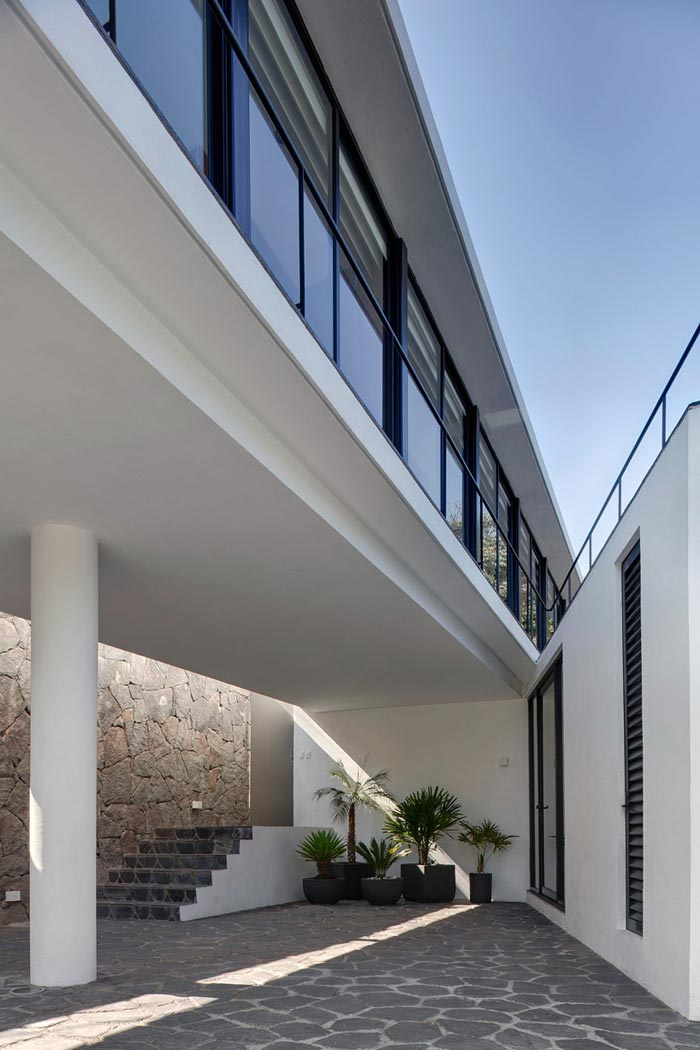 Belle maison design pres de Mexico
