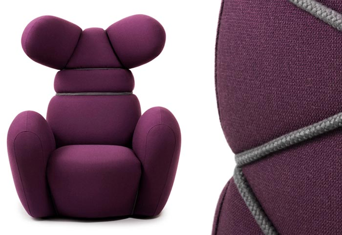 Bunny Chair Normann Copenhagen