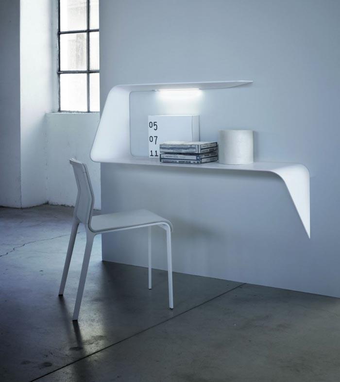 Bureau design Mamba pour MDF Italia