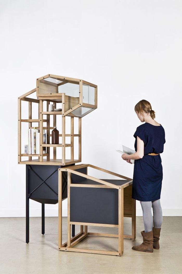 Bureaux design par Mieke Meijer