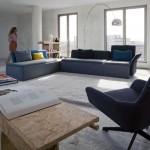 Canape design Arik Levy pour Palau