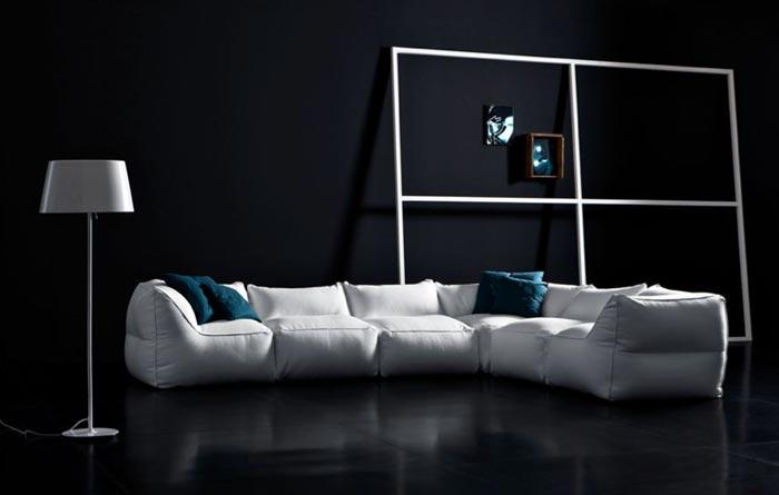 Canape design Pianca