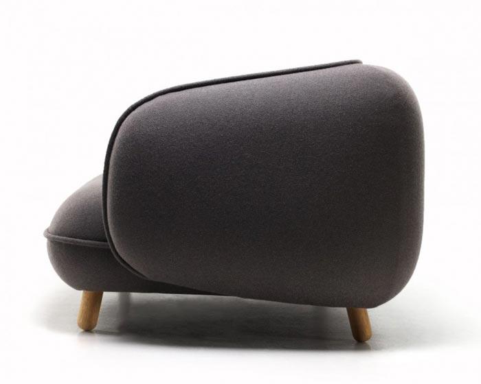 Canape design par ISKOS-BERLIN