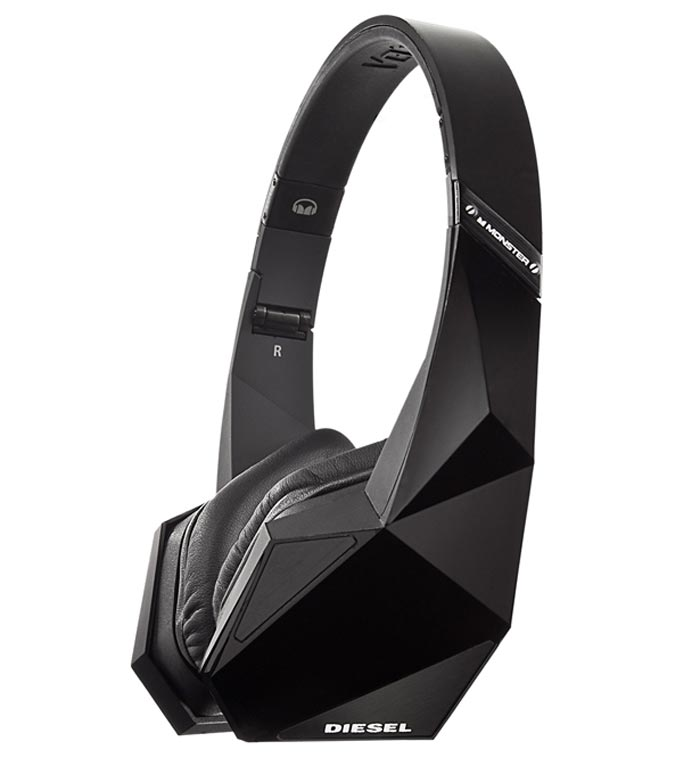 Casque audio design Vektr