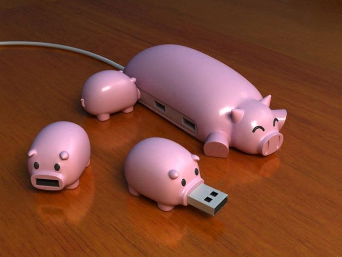 Cles USB design