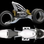 Concept Moto design FB R200S par Miroslav Hundak