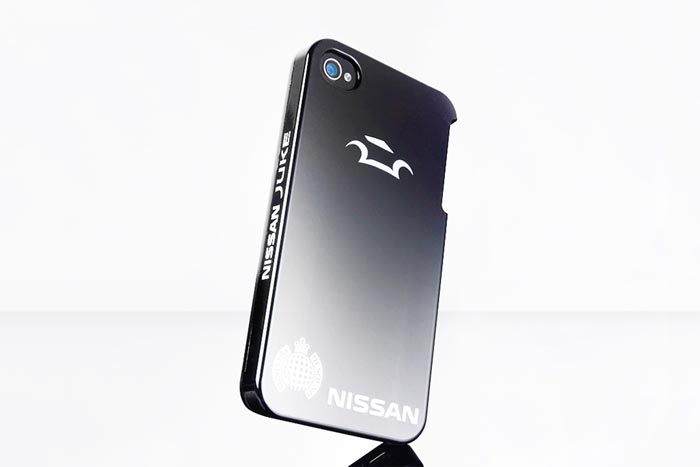 Coque iPhone Nissan