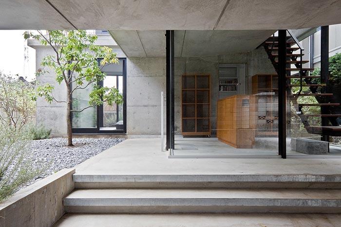 Entree Maison design a Tokyo