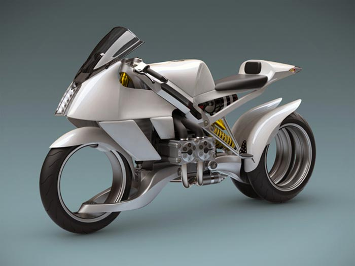 FB R200S Motorcycle Concept