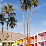 Hotel design Palm Springs