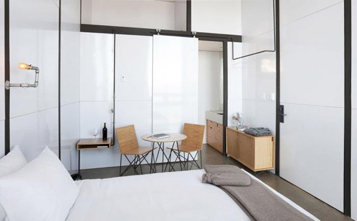 Hotel design au Mexique