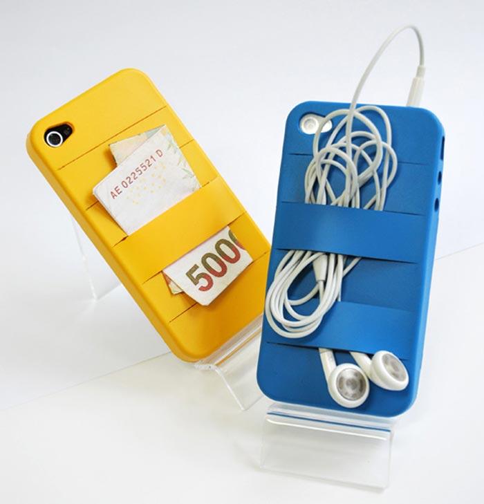 Housse design Elasty pour iPhone