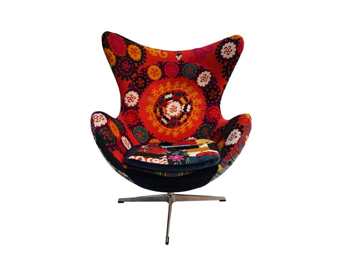 Housse design pour Egg Chair