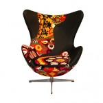 Housse pour fauteuil design