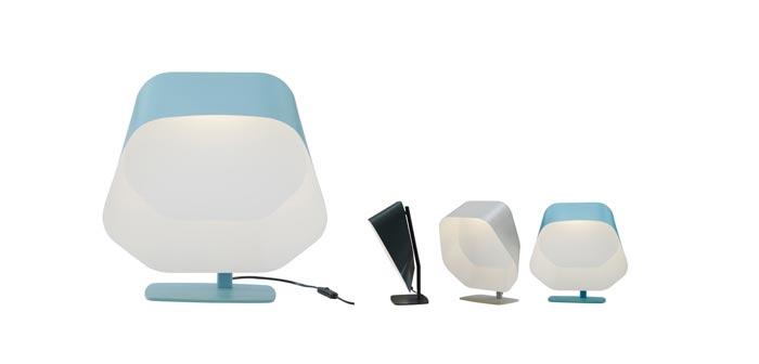 lampe design olive pour ligne roset arkko. Black Bedroom Furniture Sets. Home Design Ideas
