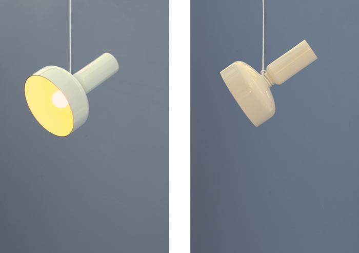 Luminaire design Spotlight Volumes par Lukas Peet