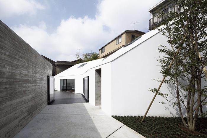 Maison design Tokyo