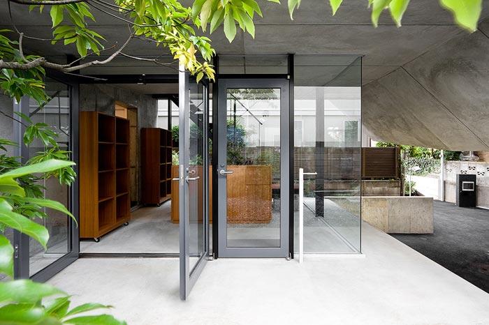 Maison design a Tokyo