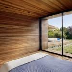 Maison design californienne-chambre