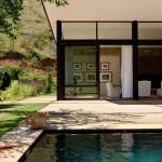 Maison design en Afrique du Sud-Piscine