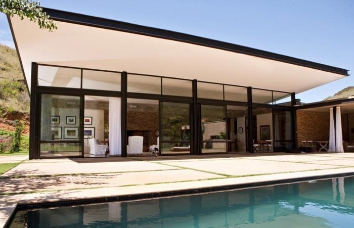 maison design en afrique du sud. Black Bedroom Furniture Sets. Home Design Ideas